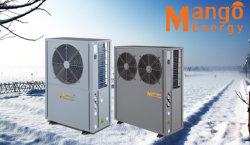 - 25 C extrem kalte niedrige Temperatur-Luft, zum der Evi Wärmepumpe für Fußboden-Heizung zu wässern