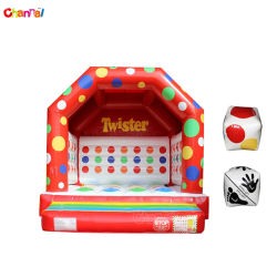 Kidsのためのより手Game Inflatable Jumper Bouncer Castle