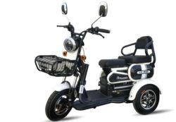 500W 48V中国3の荷車引きの電気Trikeの三輪車のバイク