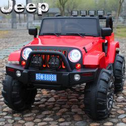 La jeep elettrica land rover del bambino di telecomando del bambino di Rastar scherza l'automobile