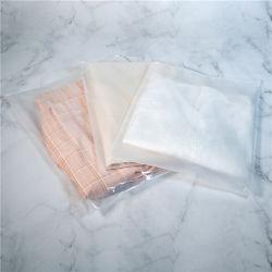 50마이크론~100마이크론 얼스테드 CPE 맞춤형 로고 슬라이더 지퍼 지퍼복 비닐 백과 통풍구