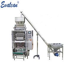 Automatic multi voies Sachet de poudre de lait Machine d'emballage de remplissage