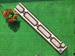 Vitrified Porzellan Fliesen Grenze Fliesen für Home Dekoration (800 * 150mm)
