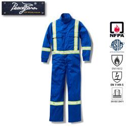 De Brand van Fr - het Weerspiegelende Overtrek Vuurvaste Workwear van de vertrager