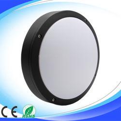 Morire l'indicatore luminoso rotondo IP65 dell'interno della parete del sensore della fusion d'alluminio 0-100% & della scala di emergenza 14W D275mm LED impermeabile