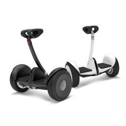 Mobilidade de balanceamento automático de duas rodas carro eléctrico abrangido Scooter eléctrico