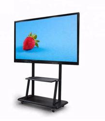 55 pulgadas de pantalla táctil LCD de interior Anuncio de Digital Signage Player 43'' en un PC equipo Ad 1080P el reproductor de publicidad