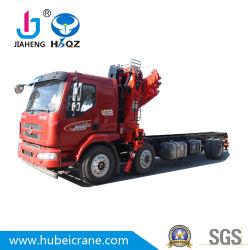 HBQZ 중국 제조자 들기를 위한 20 톤 유압 모터 세발자전거에 의하여 거치되는 이동할 수 있는 끼워넣어진 기중기 (SQ400ZB5)