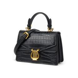Novo padrão de crocodilo Chegada Leather Senhoras mala bolsa mulheres de couro