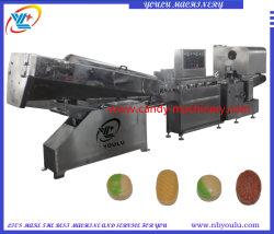 자동 높은 산출 사탕 사탕 기계를 가진 형성 딱딱한 사탕 생산 Iine를 정지하십시오