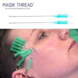 Coreia do novo Ultra V Face Parafuso Mono de elevação 3D 4D 6D Cog Molding Magik Dop Thread para elevação Facial