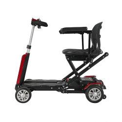 Portátil de alumínio Scooter eléctricos rebatíveis para idosos