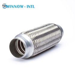 Tubo corrugado flexible de escape universal para el motor del coche
