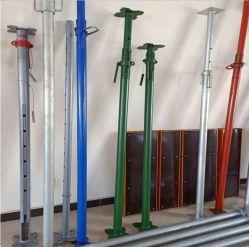 Le soutien de l'acier de construction d'échafaudages de l'étayage Prop