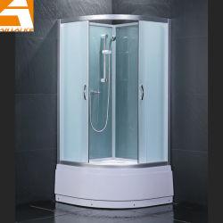 Экономического простые ванные комнаты стеклянная душевая кабина (KF-807)