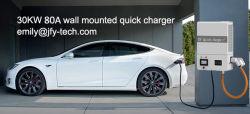 Ladestation des Auto-30kw für Nissan-Blatt/Tesla/VW E-Golf