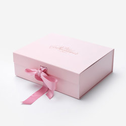Caixa de Papelão rígido personalizado fecho magnético dobrável e recolhimento de Embalagem Embalagens de papel caixa de oferta para o vestuário/vestuário/Cosmetic/Artes e Artesanato/sapatos/Candle/Rose/Dom