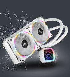 PC Computer-Kasten-Wassererkühlung 2020 Heiß-Verkauf Darkflash Papierlösekorotron-240