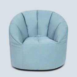 Kürbis-Bohnen-Beutel-Stuhl-Kürbis-Sitzsack-Sofa für Innengebrauch
