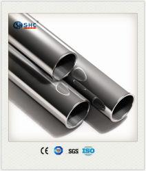 TP304/TP304L galvanisé creux de grand diamètre du tube de tuyaux sans soudure en acier inoxydable