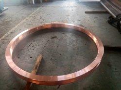 Ring van het Wiel van Cucrzr van het Zirconium van het Chromium van het Koper van het Wiel van de kristallisatie de Gietende