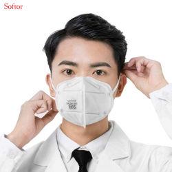 처분할 수 있는 FFP2 먼지 미립자 인공호흡기 KN95 Facemask N95 가면