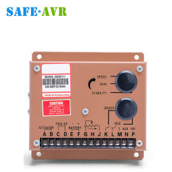 Motordrehzahl-Controller des Dieselgenerator-elektronischer Gouverneur-ESD5111 ESD5500e
