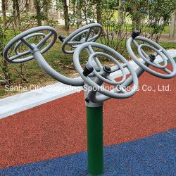 RVS Park Gym Sport oefening Body Training Outdoor Fitness Apparatuur