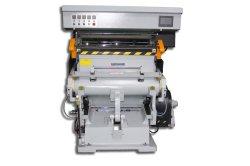 Heiße Stempel-Drucker-Papiermaschine der Folien-Tymc-930