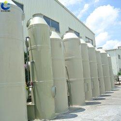 Equipamentos de tratamento de gases residuais - Torres Purificadora