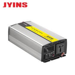 محول طاقة الشبكة بقدرة 800 واط بجهد 12 فولت/24 فولت/48 فولت تيار مستمر إلى تيار متردد بجهد 110 فولت/220 فولت