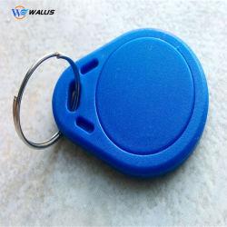Förderung-Geschenk RFID NFC des China-ABS kundenspezifischer Firmenzeichen-13.56MHz Belüftung-drahtloser Karten-Schlüssel Keychain