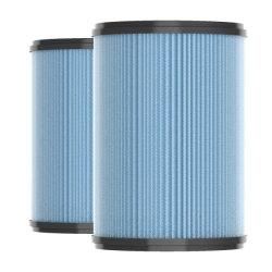 Pm 2,5 purificação do ar comprimido do Sistema Home o Purificador de Ar passar partes separadas verdadeiro filtro HEPA do compartimento do filtro de ar