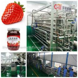 Automatischer Stau-Frucht-Produktionszweig des Tomate-Püreees mit preiswertem Preis für Verkauf