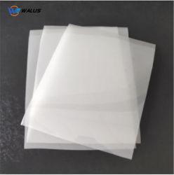 Colores personalizados flexible de plástico blanco de Pet para imprimir