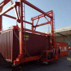 A consolidação do transporte marítimo de logística LCL Xangai para Singapura
