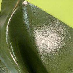 جلد البقرة سويدي الجلد PU اصطناعي قباقرة اصطناعية قباقرة مقلدة الجلد السويدي النسيج
