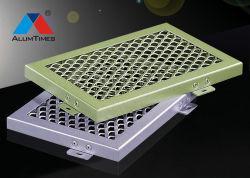 最もよい品質のアルミニウム網の外壁装飾的な材料