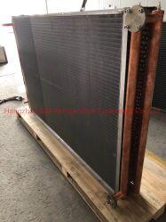 공장 가격 산업용 증발 구리 튜브 핀 유형 에어쿨러 가격 콘덴서 코일