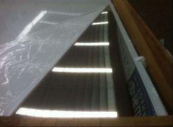 Laminés à chaud 321 plaques en acier inoxydable n° 4 prix d'usine de finition