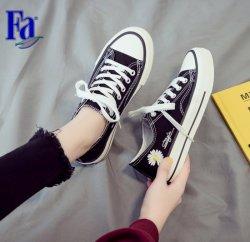 Niedrig-Oberseite nach Maß Schuhe, Schuhe der Frauen, Mann-Schuhe, beiläufige Schuhe/Turnschuhe/Segeltuch-Schuhe D2-2-2