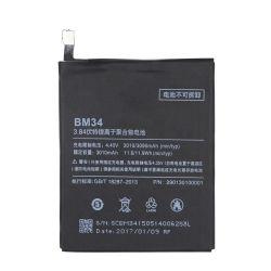 علامة تجارية جديدة متوافقة مع الأصل أفضل سعر Bm34 بطارية الهاتف المحمول بالنسبة إلى شياومي مي نوت برو ريدمي نوت