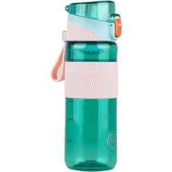 650 ml / 22oz 2021flip tasse en plastique de la cuvette de portables Creative Fashion Sports Bouteille d'eau tasse tasse personnalisés Cadeaux d'étudiant ne contient pas de BPA Logo personnalisable