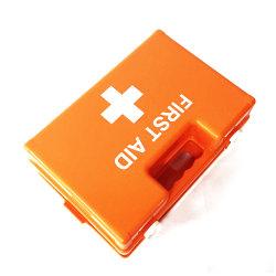 Caixa de Primeiros Socorros plástico populares Portable Kit de Primeiros Socorros caso com pega