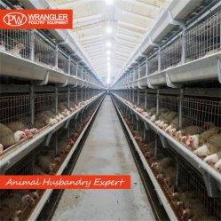 Huhn-Bratrost-Batterie-automatisches Geflügel-Gerät