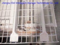 Almacén Ebil-Wms medio de almacenamiento Panel de malla de alambre de acero el deber de estantería de cubierta