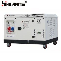 15 Kilowatt-Dieselgenerator-Set-beweglicher Hauptgebrauch-Generator (DG23000SE)