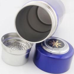 Bester Energie-Cup-niedriger Preis-alkalischer Wasser-Kolben des Qualitäts304 Edelstahl-450ml Nano