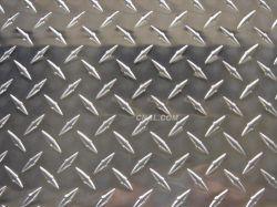 3003/3004/3105 Aluminiumlegierung-Raute geprägtes Blatt