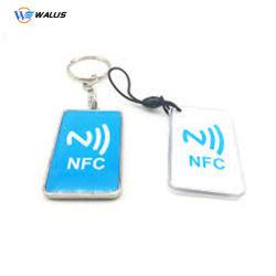 RFID di alta qualità NFC a inserto a secco/umido 13,56 MHz RFID di vari tipi Tag RFID per schede